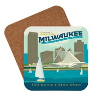 Milwaukee, WI Coaster