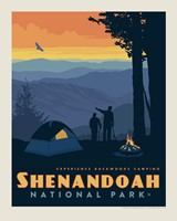 "Shenandoah Back Country 8"" X 10"""