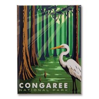 Congaree Metal Magnet