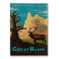 Great Basin Metal Magnet