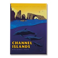 Channel Islands Metal Magnet
