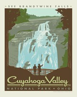 "Cuyahoga Valley 8"" x10"" Print"