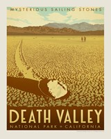 "Death Valley 8"" x10"" Print"