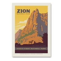 Zion Sacred Cliffs