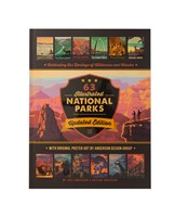 National Parks Expanded Edition Soft Cover Book