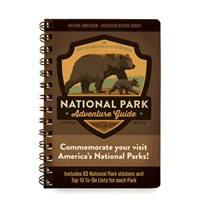 National Parks Adventure Guide Book