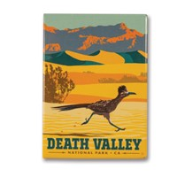 Death Valley Roadrunner Magnet