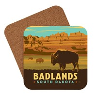 Badlands South Dakota Coaster