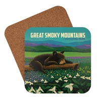 Great Smoky Wildflower Heaven Coaster