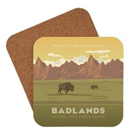 Badlands National Park Coaster
