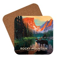 Rocky Mountain National Park Moose Coaster
