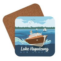 New Jersey Lake Hopatcong Speedboat Coaster