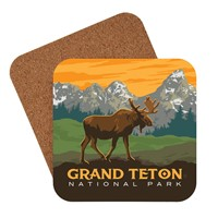 Grand Teton Frontier Moose Coaster