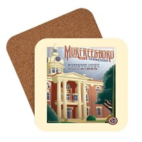 Murfreesboro Courthouse Coaster