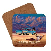 Death Valley Living It Up Coaster