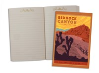 Red Rock Canyon Pocket Journal