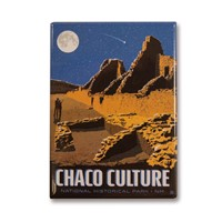 Chaco Culture Magnet
