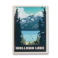 Wallowa Lake Magnet