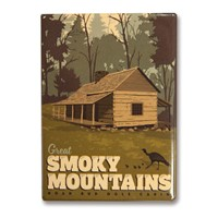Great Smoky Noah Bud Ogle Magnet