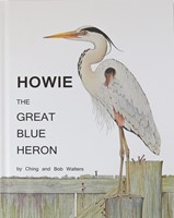 HOWIE THE GREAT BLUE HERON