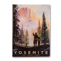 Yosemite Valley Mist Magnet