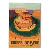 Horseshoe Bend Magnet