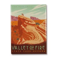 NV Valley of Fire State Park Magnet