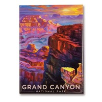 Grand Canyon Landscape Magnet