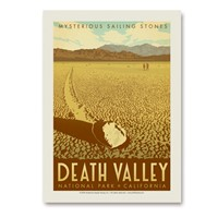 Death Valley Vert Sticker