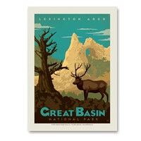 Great Basin Vert Sticker