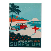 Surf's Up! Magnet