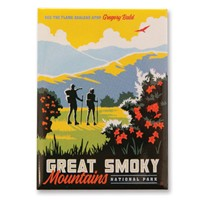 Great Smoky Gregory Bald Magnet