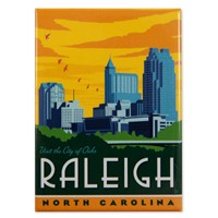 Raleigh, NC Magnet
