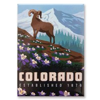 Columbine CO Magnet