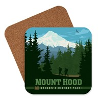 Mount Hood, OR Coaster