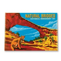 Natural Bridges National Monument, UT Magnet