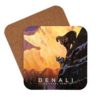 Denali Living on the Edge Coaster