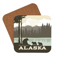 AK Bear Lake Family Coaster