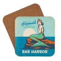 Mermaid Queen Bar Harbor Coaster