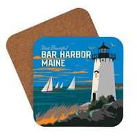 Visit Beautiful Bar Harbor Coaster