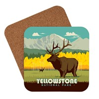 Yellowstone Elk Coaster