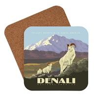 Denali Dall Sheep Coaster