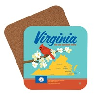 VA Map Coaster