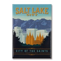 UT, Salt Lake City Magnet