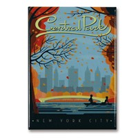 NYC Central Park Magnet
