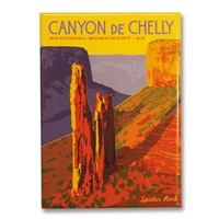 Canyon de Chelly National Monument Magnet