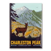 Charleston Peak Magnet