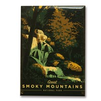 Great Smoky Tranquility Magnet