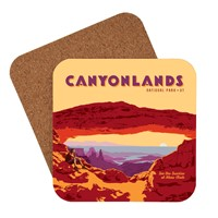 Canyonlands Mesa Arch Coaster