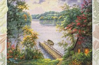 Cabin By The Lake (GWIN) (Single)